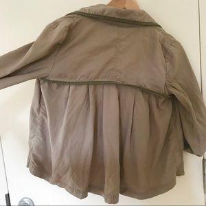 Free People Jackets & Coats - FREE PEOPLE breezy swing trench jacket